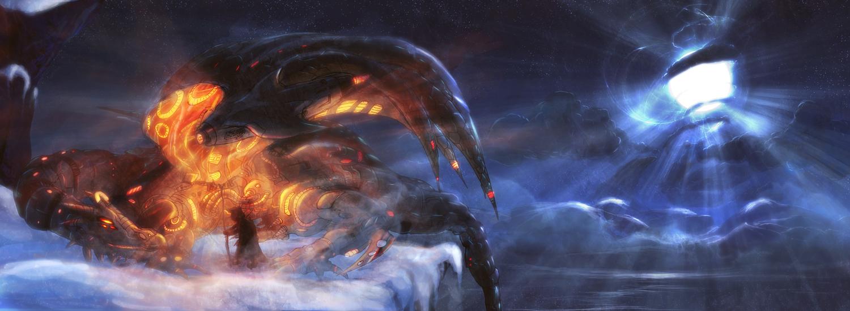 Mechadragon Frostguard