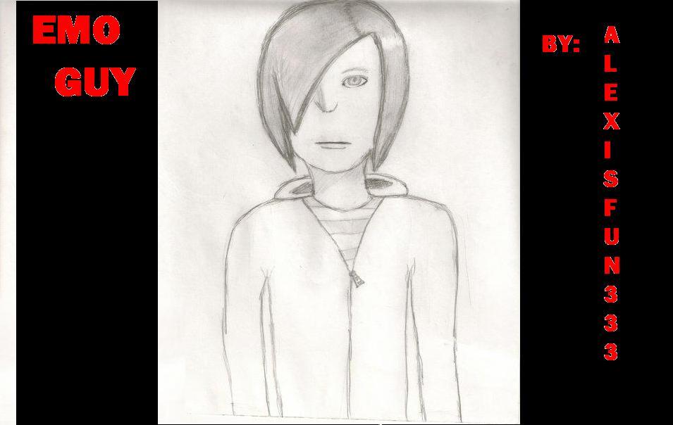 Emo Guy: Immortal Pain