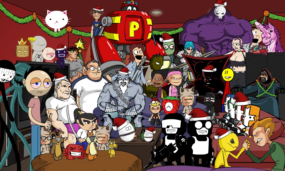 A Newgrounds Christmas