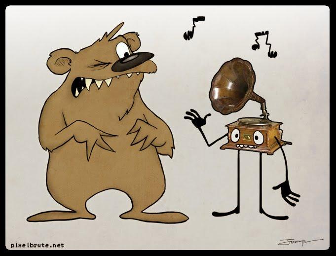 Bears Hate Jazz