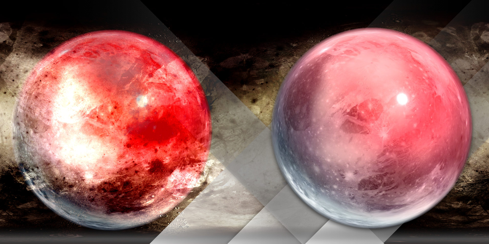 Opposite Planets