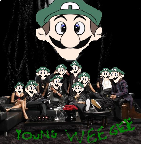 Young Weegee