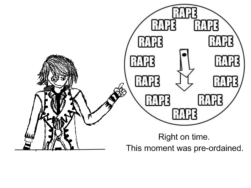 Rape time with Aeon >:3