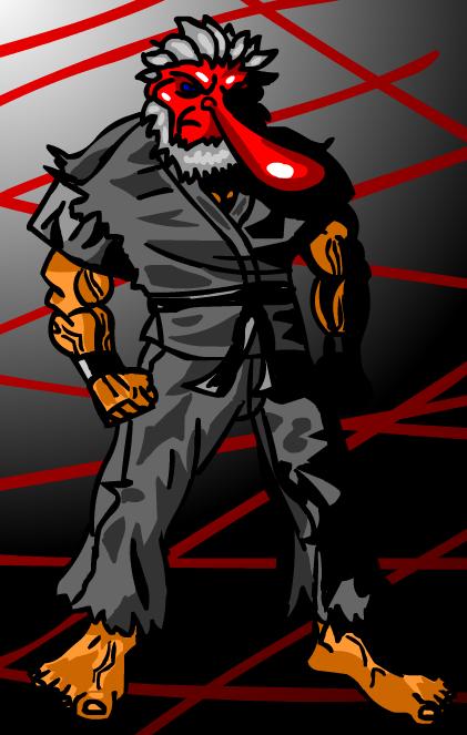 Mr. Karate (KOF/AOF)