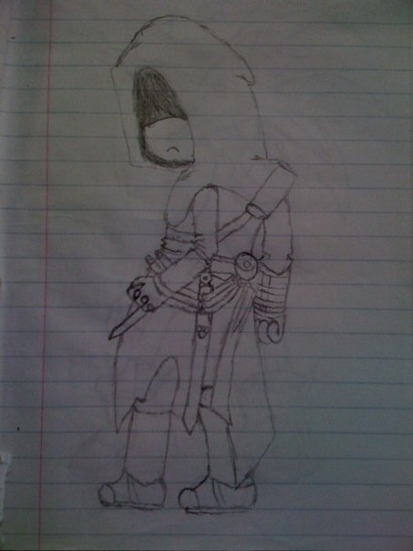 Assassin's creed guy