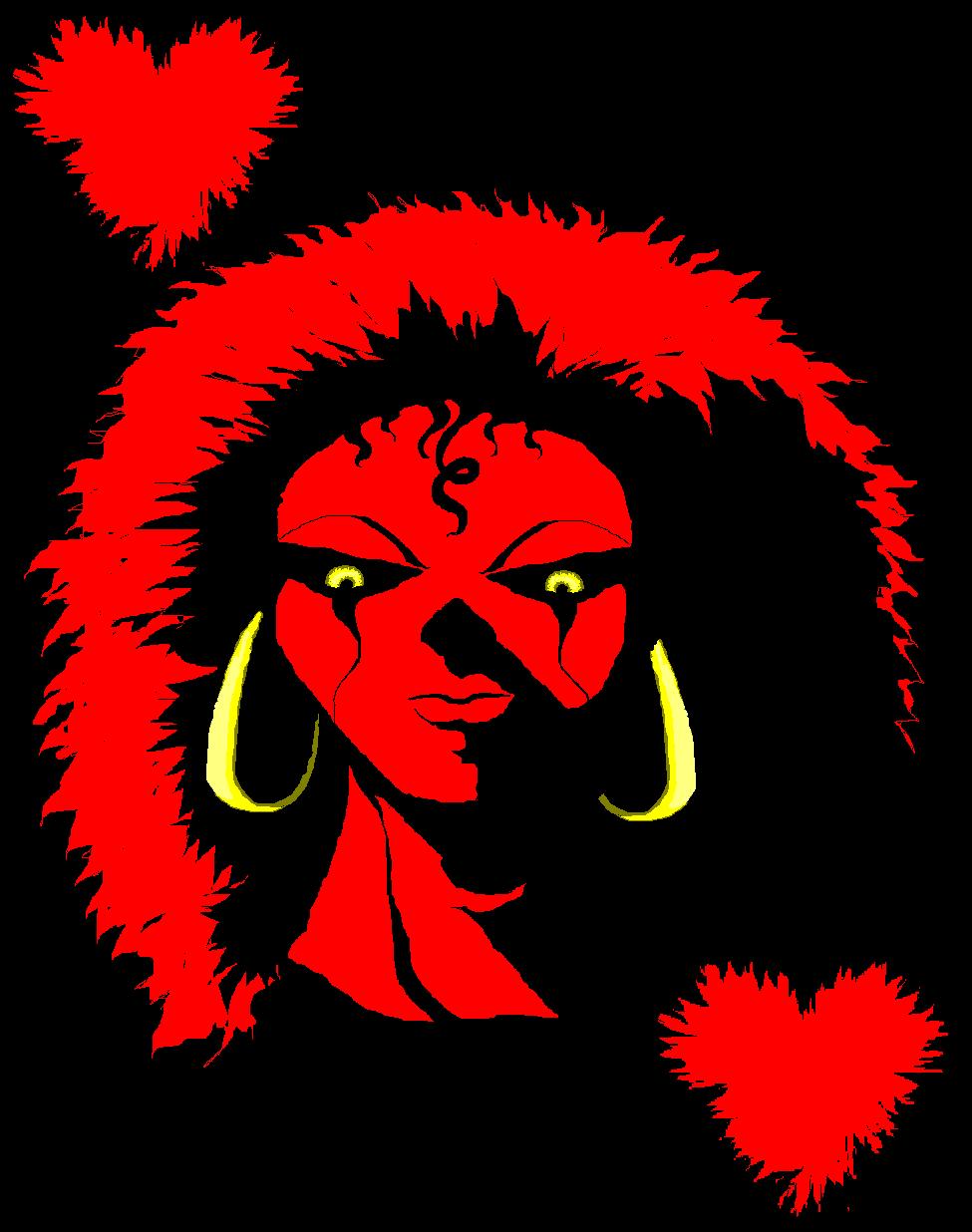 Alice Soulflowah: Red Queen