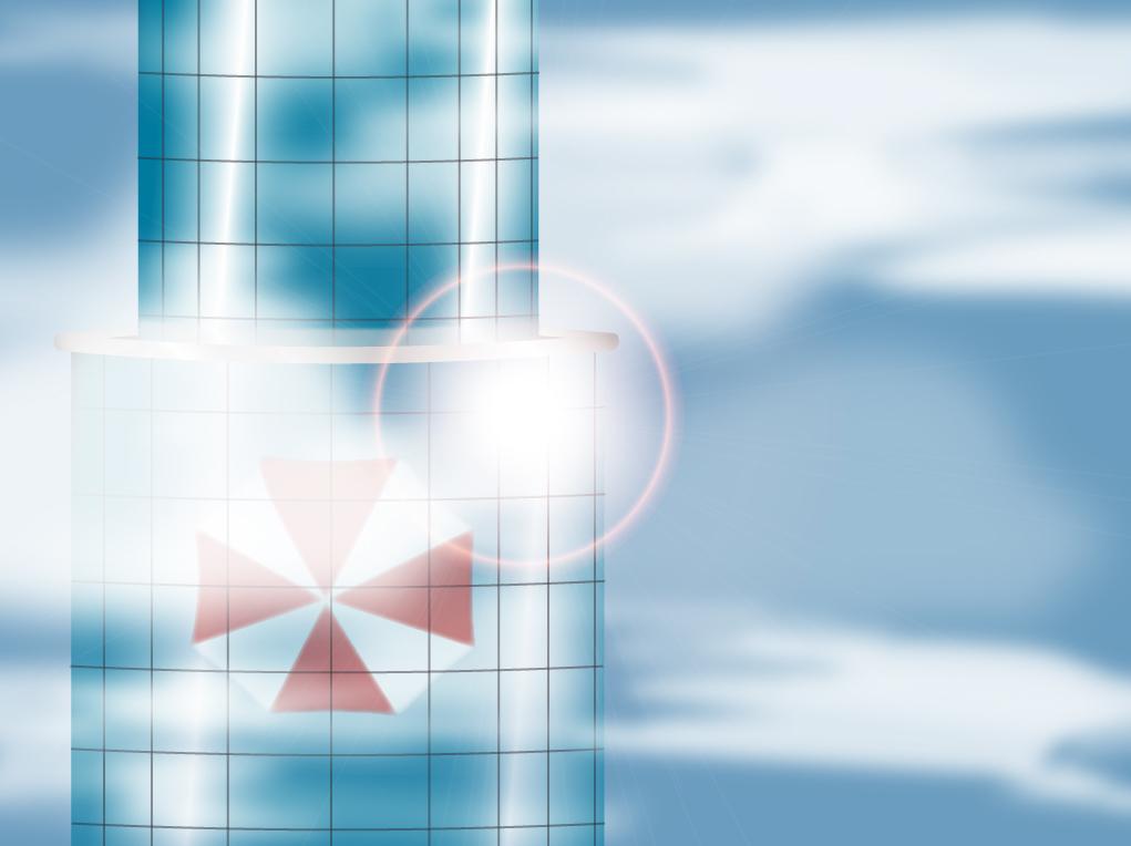 Umbrella Skyscraper