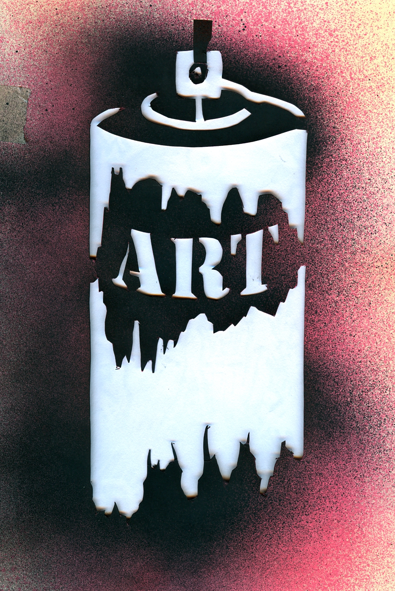 art in a can