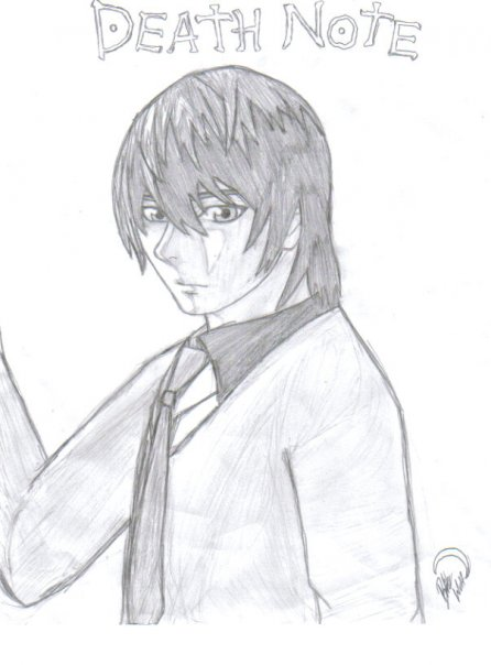 Death Note Sketch:3
