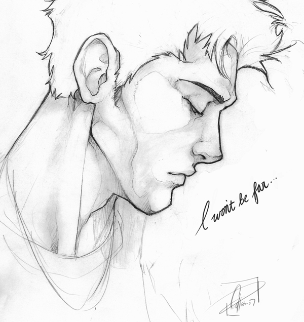 Edward Cullen pencil