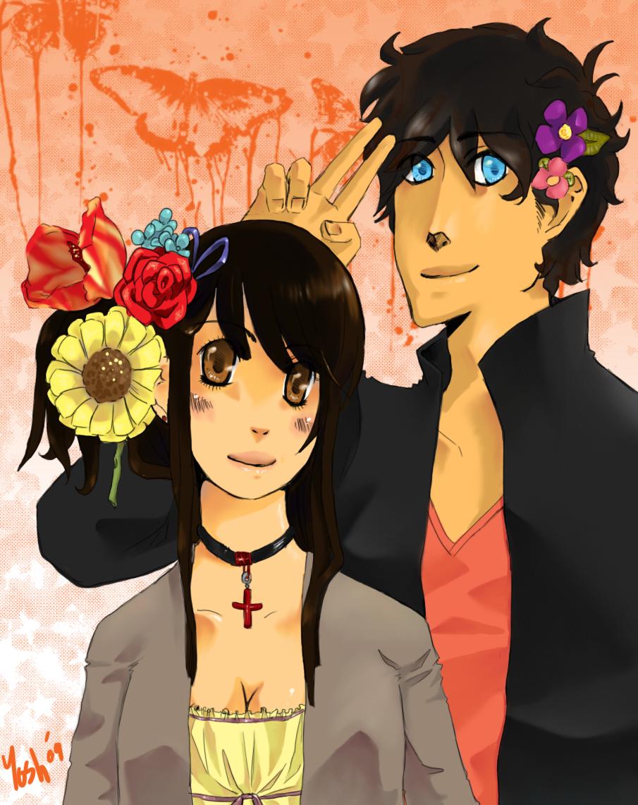 Akemi and Maru
