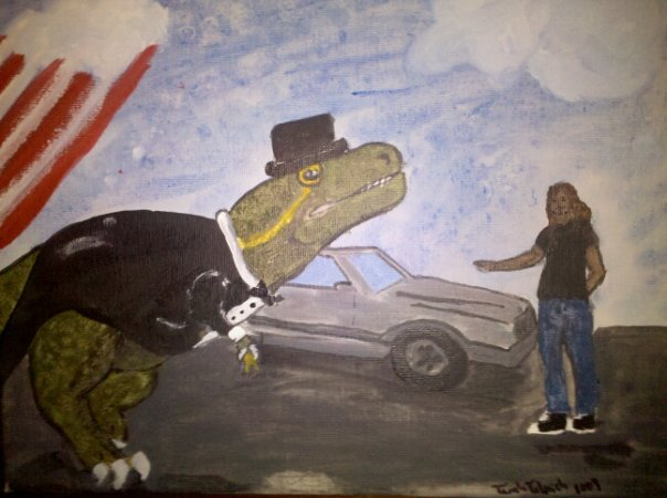 Reginald T. Rex