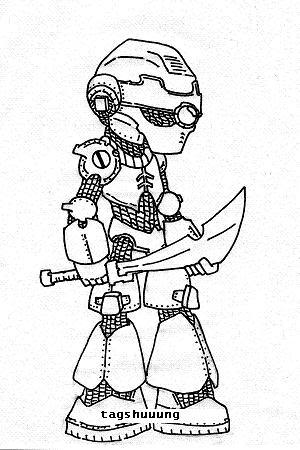 New Cartoon Character!