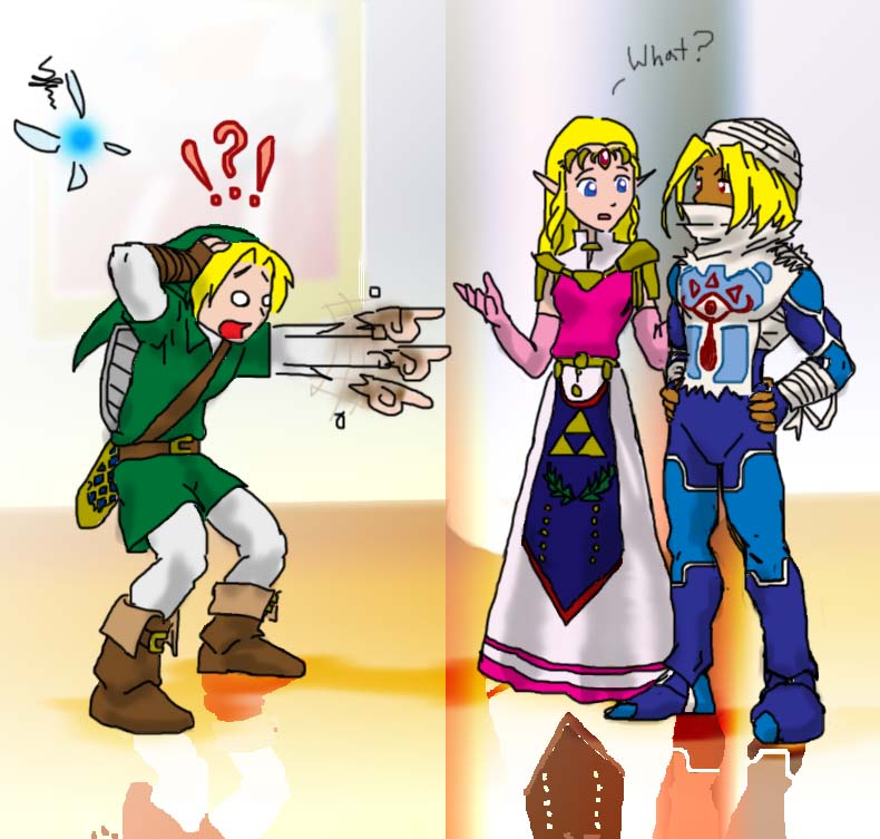which is sheik?