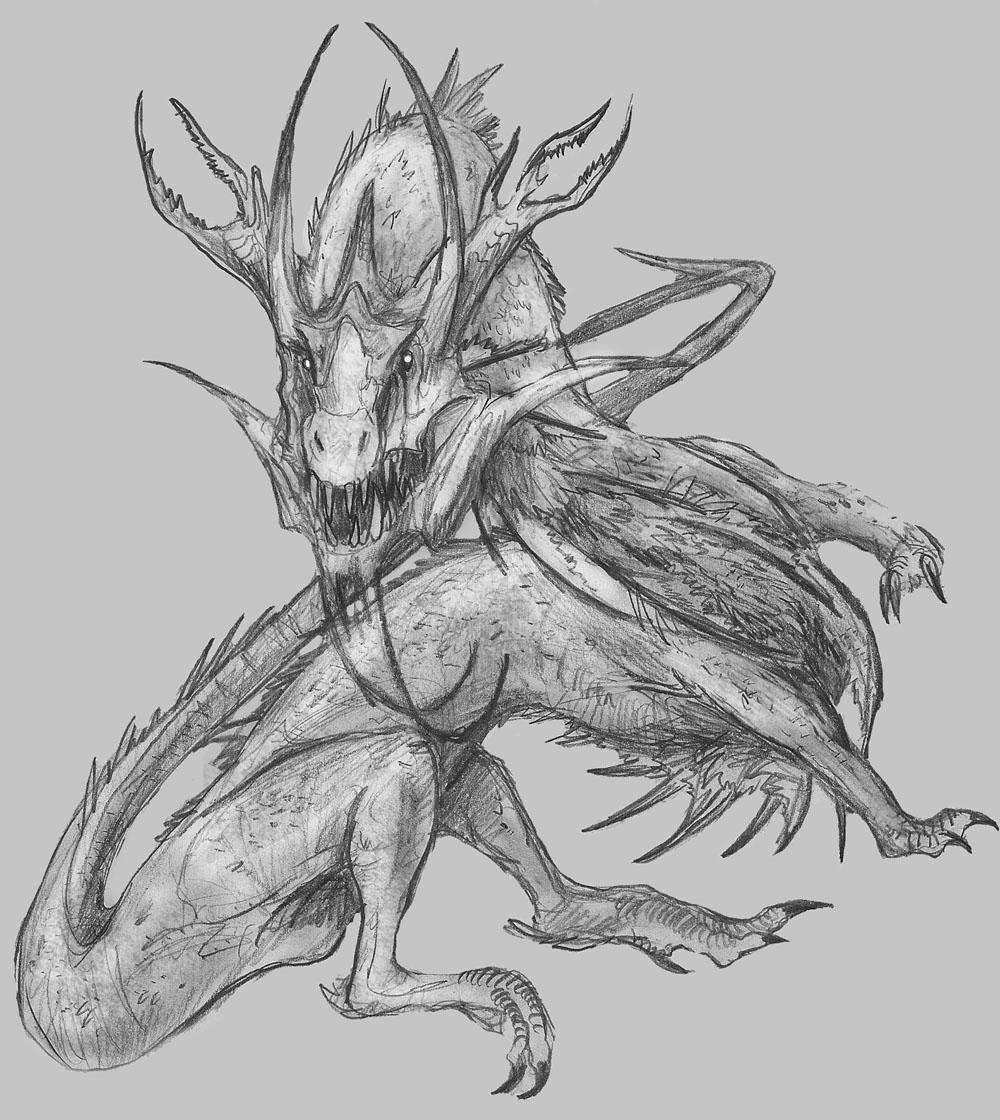 Emperor Sulfuric Dragon