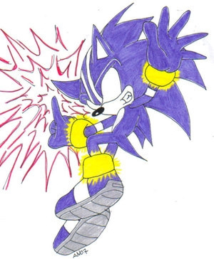 Sonic the black