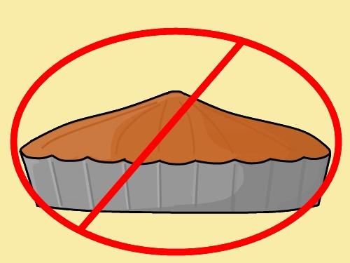 No Pie For You!