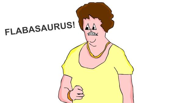 Flabasaurus