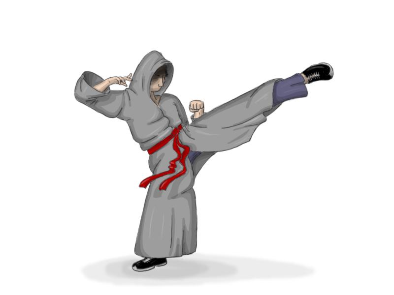 Simple kick