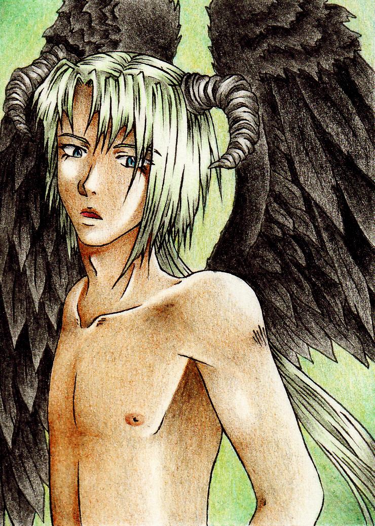 Bishounen Demon
