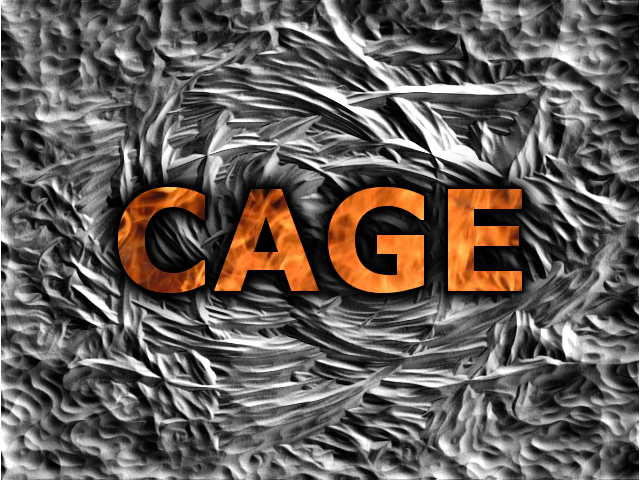 Caged Metal
