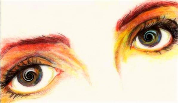 Buffy's Eyes