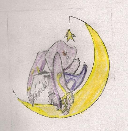 Momo The Moon Bunnie