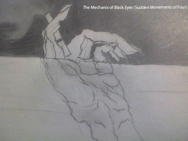 the mechanix of black eyes