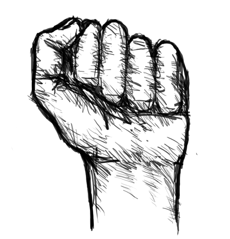 Fist Sketch