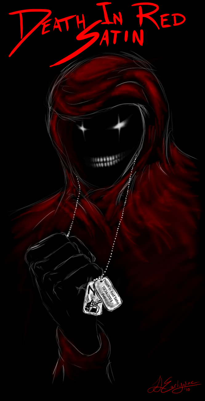 Death In Red Satin