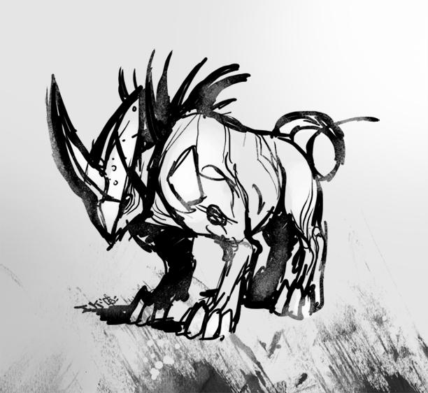 Rhino Beast