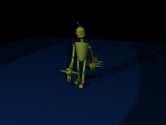 Hammerbot