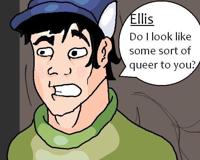 Ellis - Left 4 Dead 2