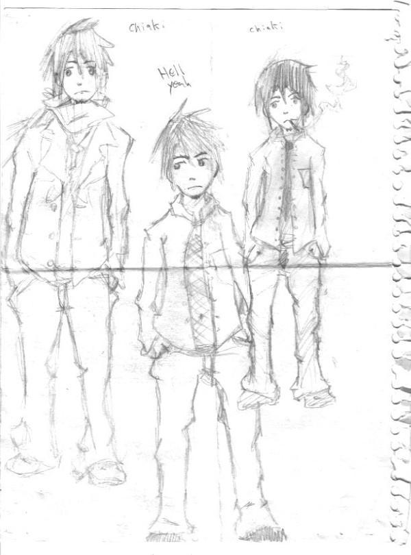 Chiaki concept