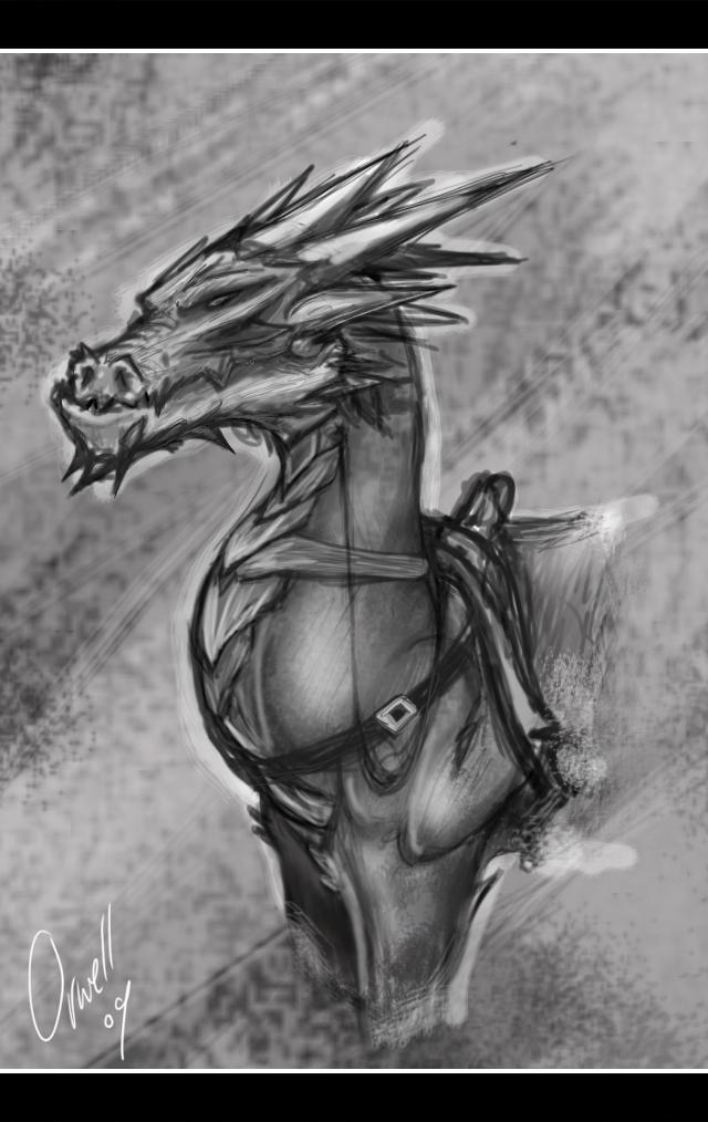 Dragon - Speedpaint