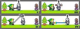 Link Loves Lasers