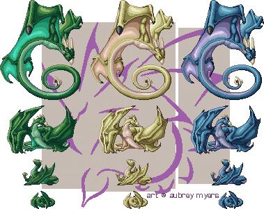 Pixel Saiprym Set