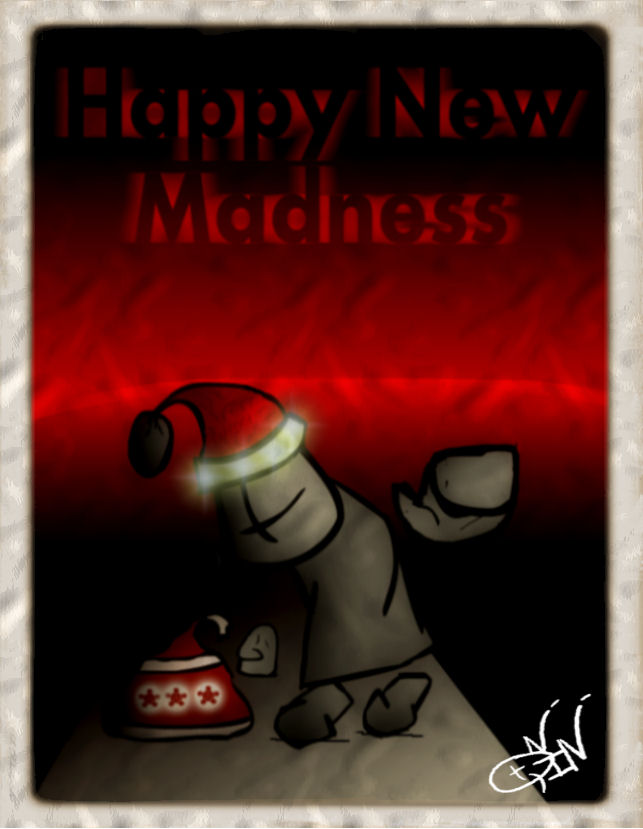 Happy new Madness !!!