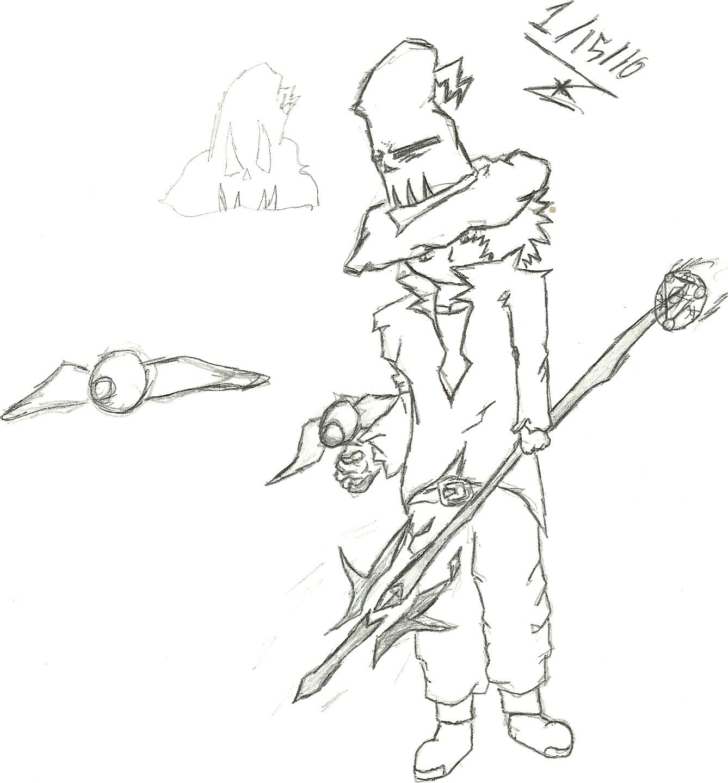 wierd wizard