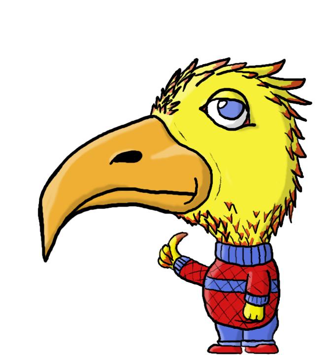 Eagle Boy