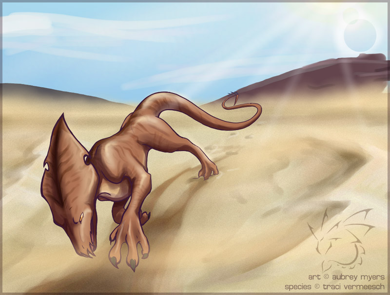 Dune Dragon