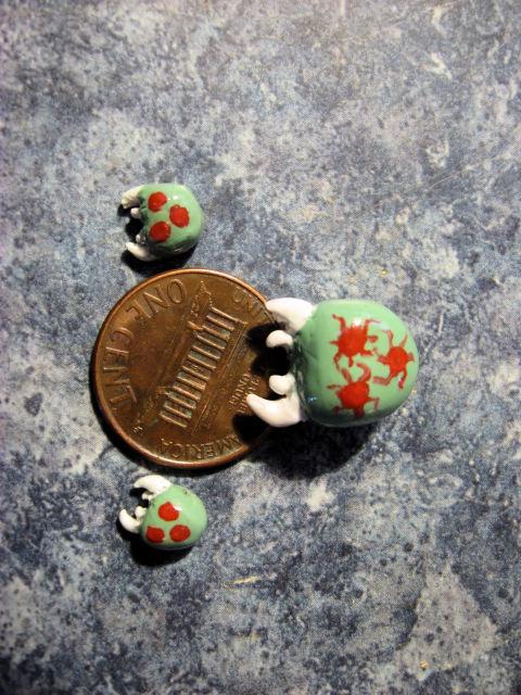 Teeny little metroids