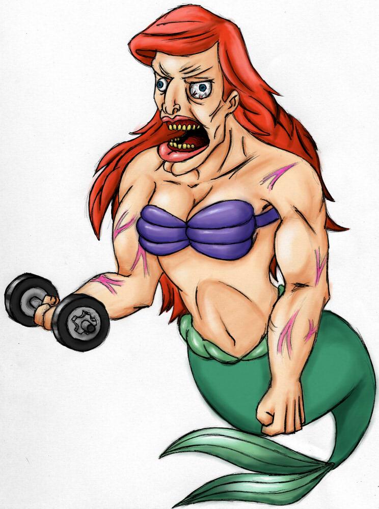 Arielle the mermaid [new]