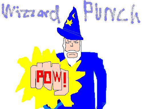 wizzard punch