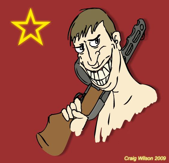 Comrade Craigus