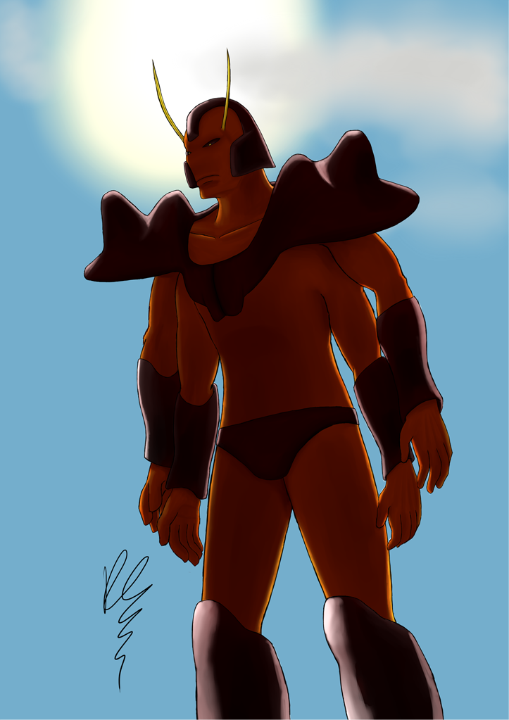Gardach, The Elder Scavenger