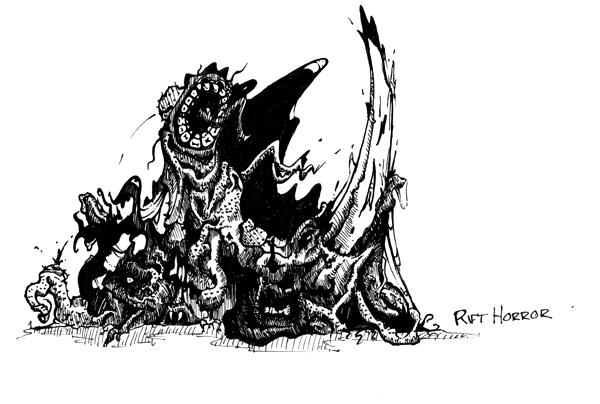 Rift Horror