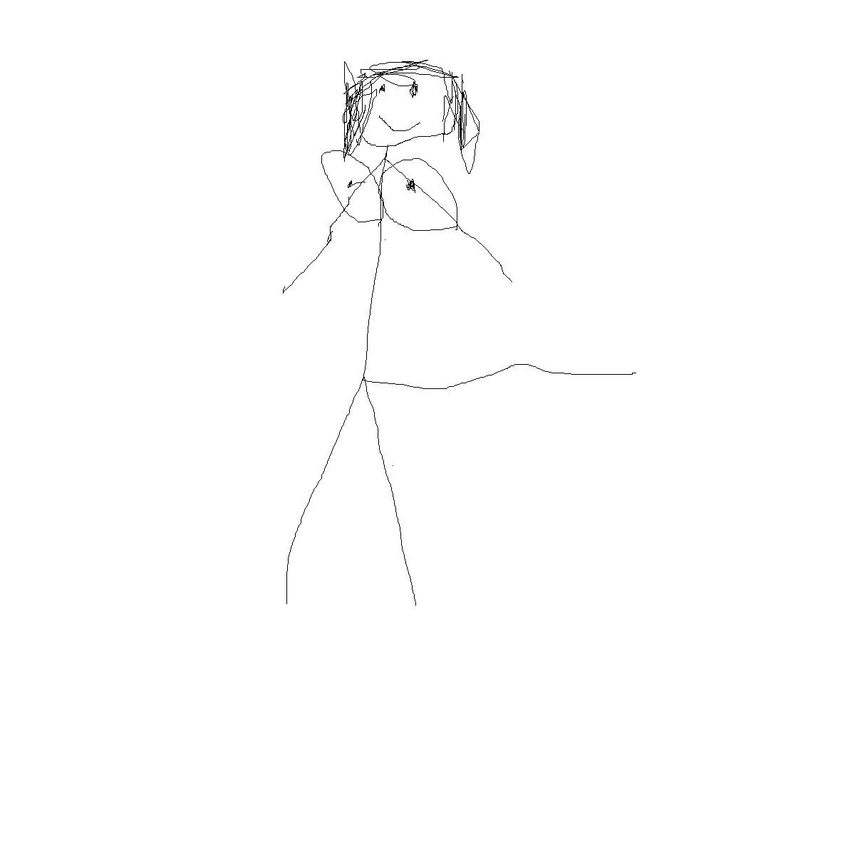kindergarten drawing #1