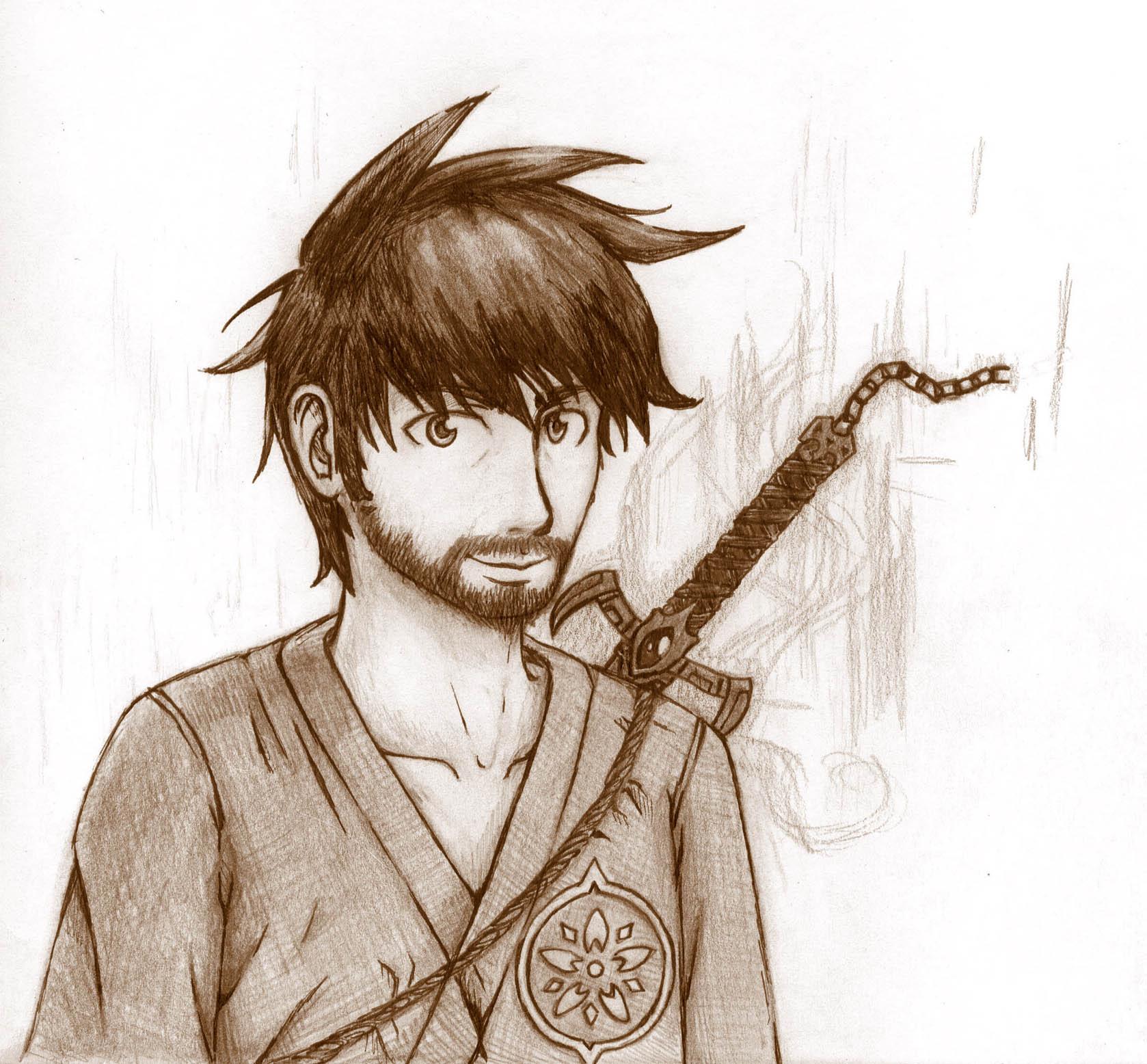 Alexander the samurai