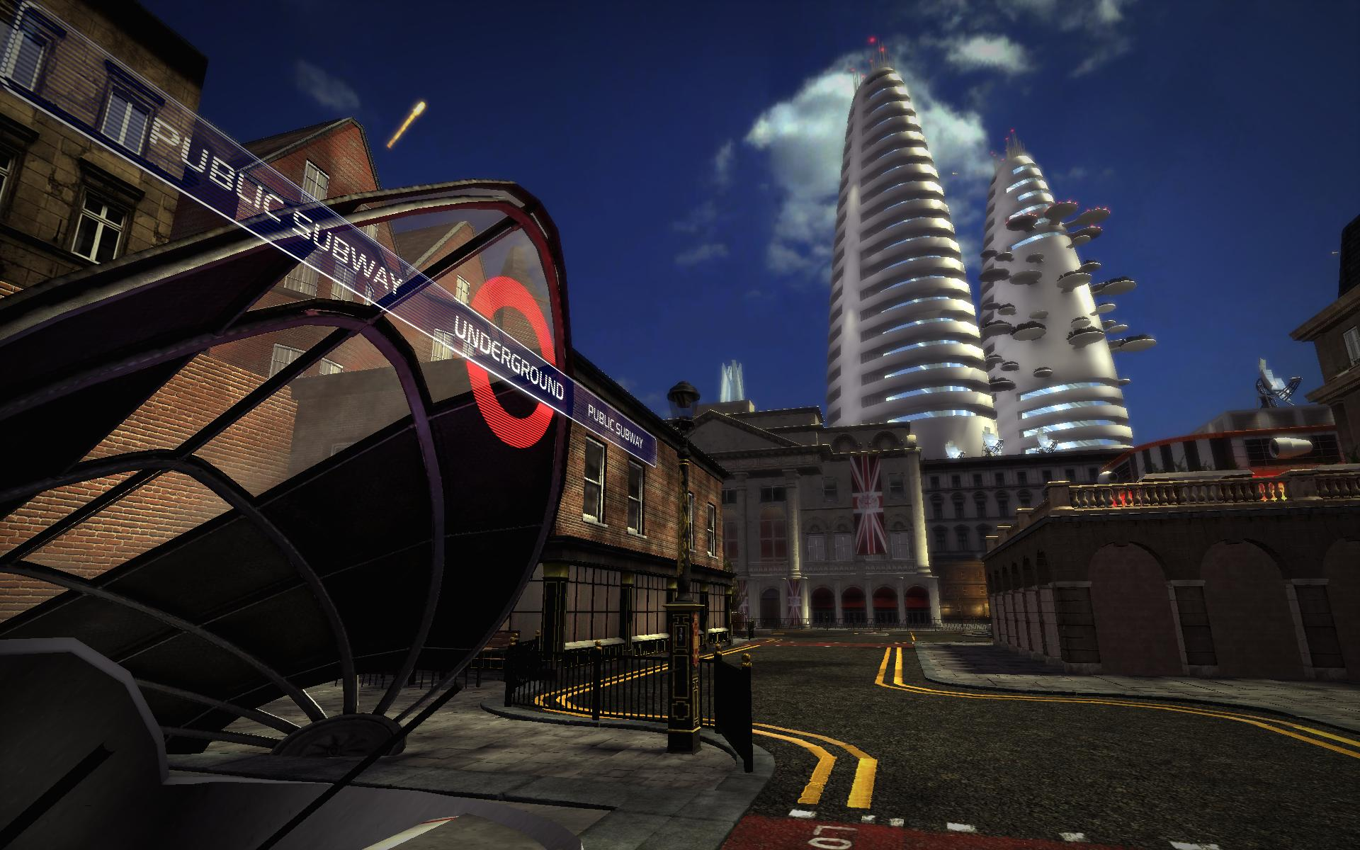 Future London: the Entrance